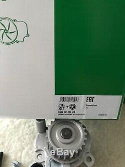 Pompe De Courroie De Distribution Et De L'eau Kit Ina Set 06f121011b Axx, Bwa, Bpy Vw Golf 2.0 Gti