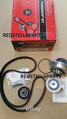 Portes Courroie De Distribution Kit Pompe À Eau Citroen Peugeot 1.6 16v 1587cc Tu5jpa 2000
