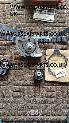 Portes Kp15672xs Courroie De Distribution Kit Pompe À Eau Pour Fiat Scudo 2.0 Multijet 16v