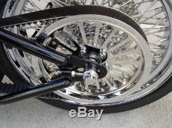 Pour Harley Dyna 2007-up Kit Entretoise De Rotor De Frein Pour Poulie De Frein Super Spoke