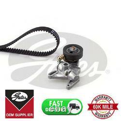 Pour Subaru Timing Cam Belt Water Pump Kit Kp15612xs-1 Cambell Tensioner