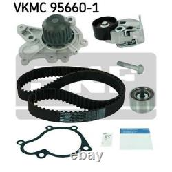 Skf Water Pump & Timing Belt Kit Oe Qualité Vkmc 95660-1 (trade Vkma 95660)