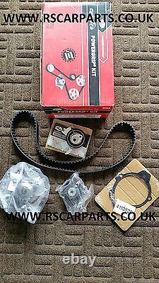 Timing Belt Kit Water Pump Peugeot 3008 308 308cc Sw 407 508 807 Expert 2.0hdi