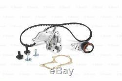 Timing Belt & Pompe Eau Kit Bosch 1 987 946 431 G Nouveau Oe Remplacement