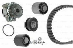 Timing Belt & Pompe Eau Kit Bosch 1 987 946 482 G Nouvelle Oe Remplacement