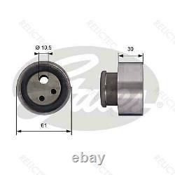 Timing Belt Pulley Set Kit Fiat Innocentifiorino, Punto, Palio, Uno, Duna, Siena