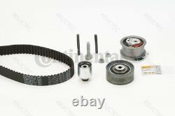 Timing Belt Pulley Set Kit Pour Audi Vw Seat Mitsubishi Jeep Skoda Dodge