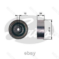 Timing Belt Pulley Set Kit Vw Audi Skoda Seattransporter V T5, A4, Passat