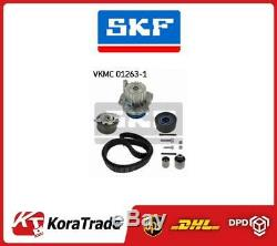 Vkmc01263-1 Skf Courroie De Distribution Et Pompe À Eau Kit
