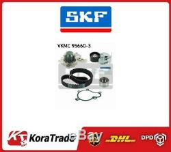 Vkmc95660-3 Skf Courroie De Distribution Et Pompe À Eau Kit
