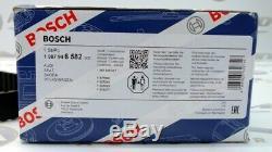 Vw Audi Seat Skoda 1.6 Tdi Et 2.0 Tdi Bosch Timing Belt Cam Kit 1987946582