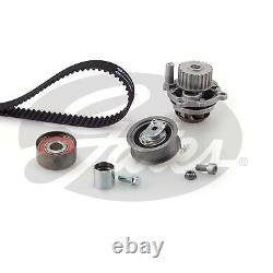 Water Pump & Timing Belt Set Pour Audi Vw Gates Kp15616xs