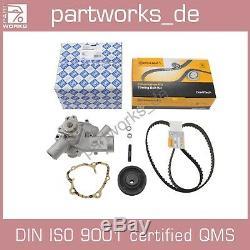 Zahnriemensatz Wasserpumpe Für Porsche 924 2.0 Zahnriemen Set Satz